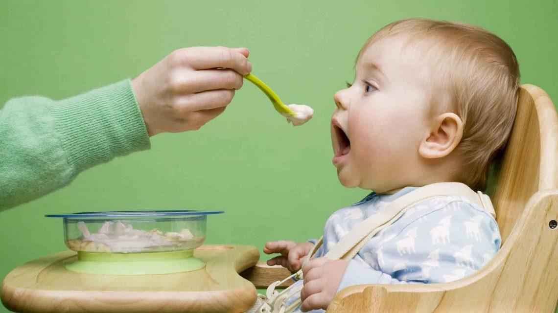 غذای کمکی کودک|مرکز پارسیان مهرپرور