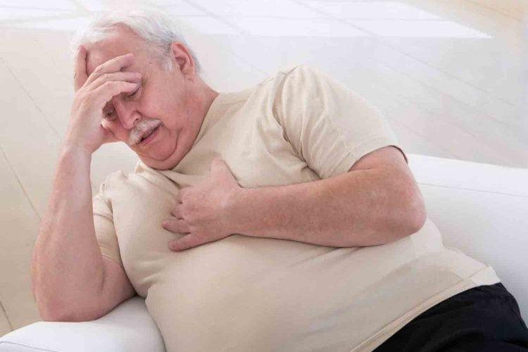 درمان چاقی سالمندان|مرکز پارسیان مهرپرور