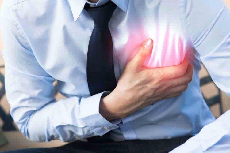 نشانه های حمله قلبی | مرکز خدمات پرستاری پارسیان مهرپرور