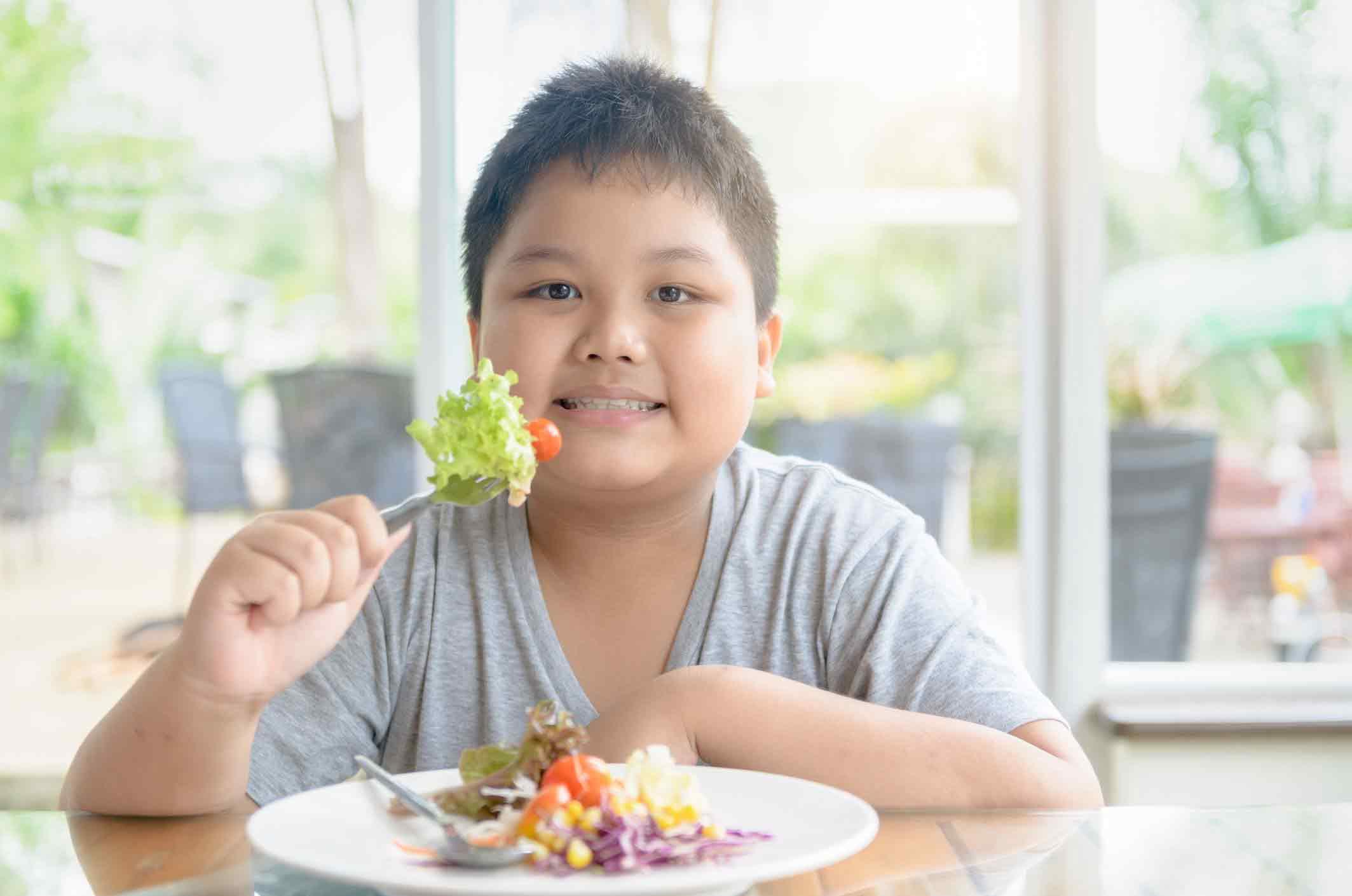 درمان چاقی کودکان | مرکز خدمات پرستاری پارسیان مهرپرور