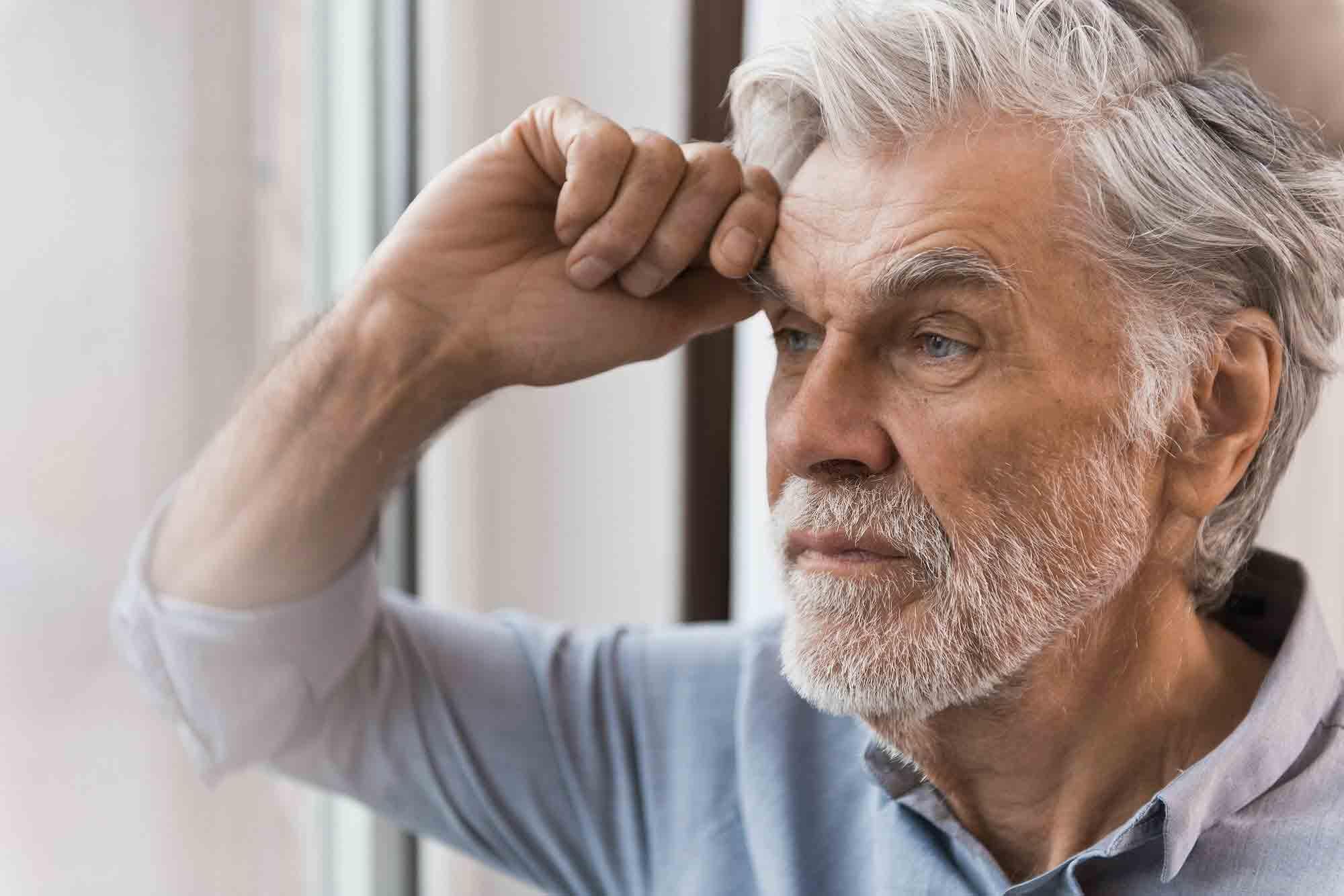 استرس در سالمندان | مرکز پارسیان مهرپرور