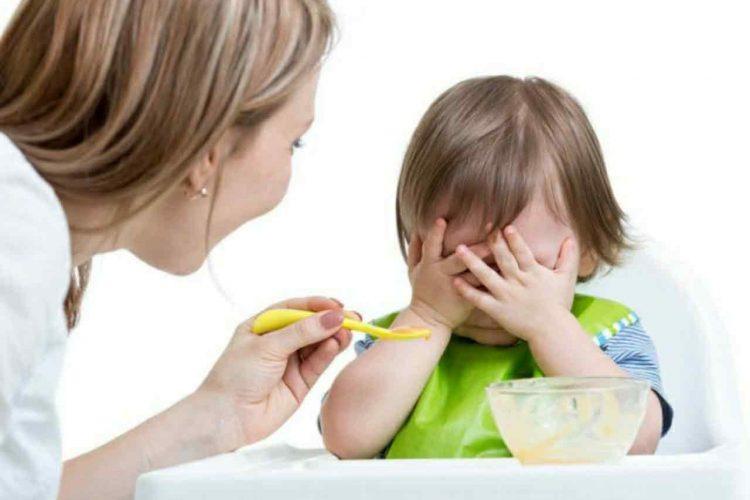 بی اشتهایی کودکان | مرکز خدمات پرستاری در منزل