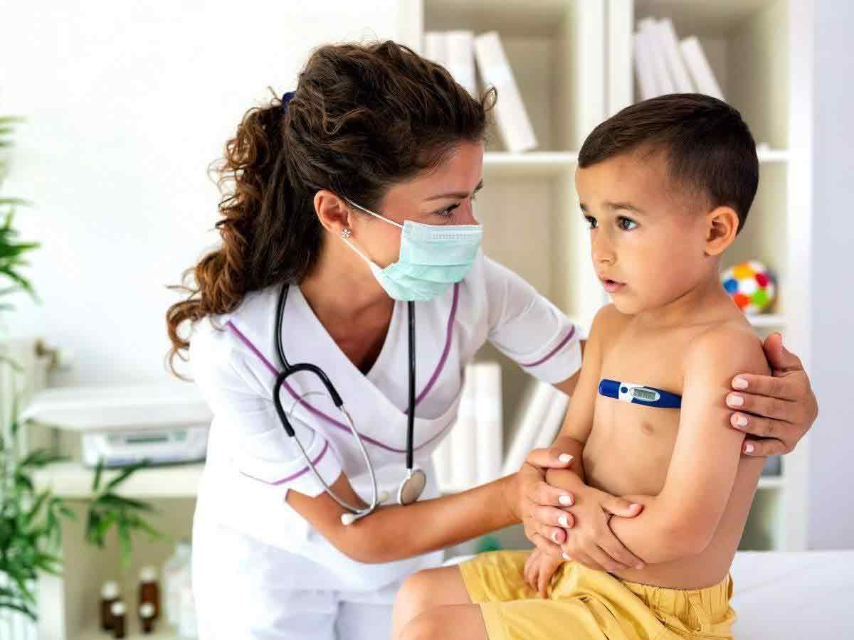 اسهال در کودکان و کرونا   مرکز خدمات پرستاری پارسیان مهرپرور
