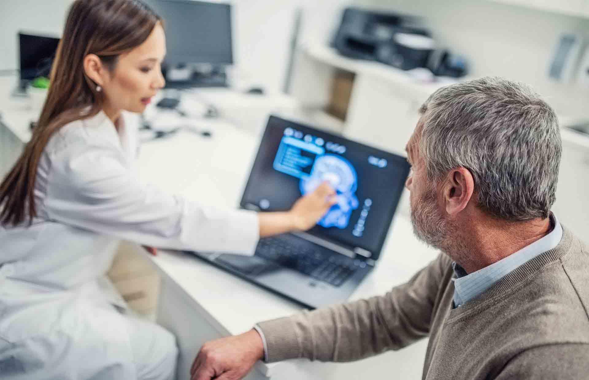 روش های درمان سکته مغزی در سالمندان