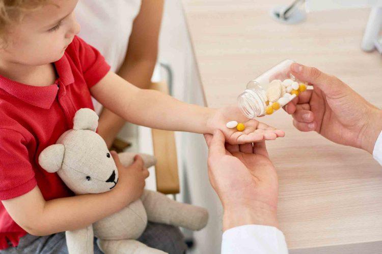 قرص ویتامین سی برای کودکان | مرکز پارسیان مهرپرور