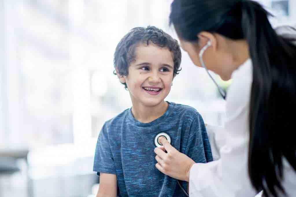 سوراخ قلب در کودک | مرکز خدمات پرستاری پارسیان مهرپرور