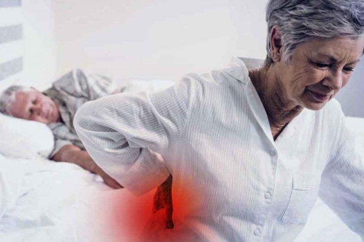کمر درد در سالمندان | مرکز پارسیان مهرپرور