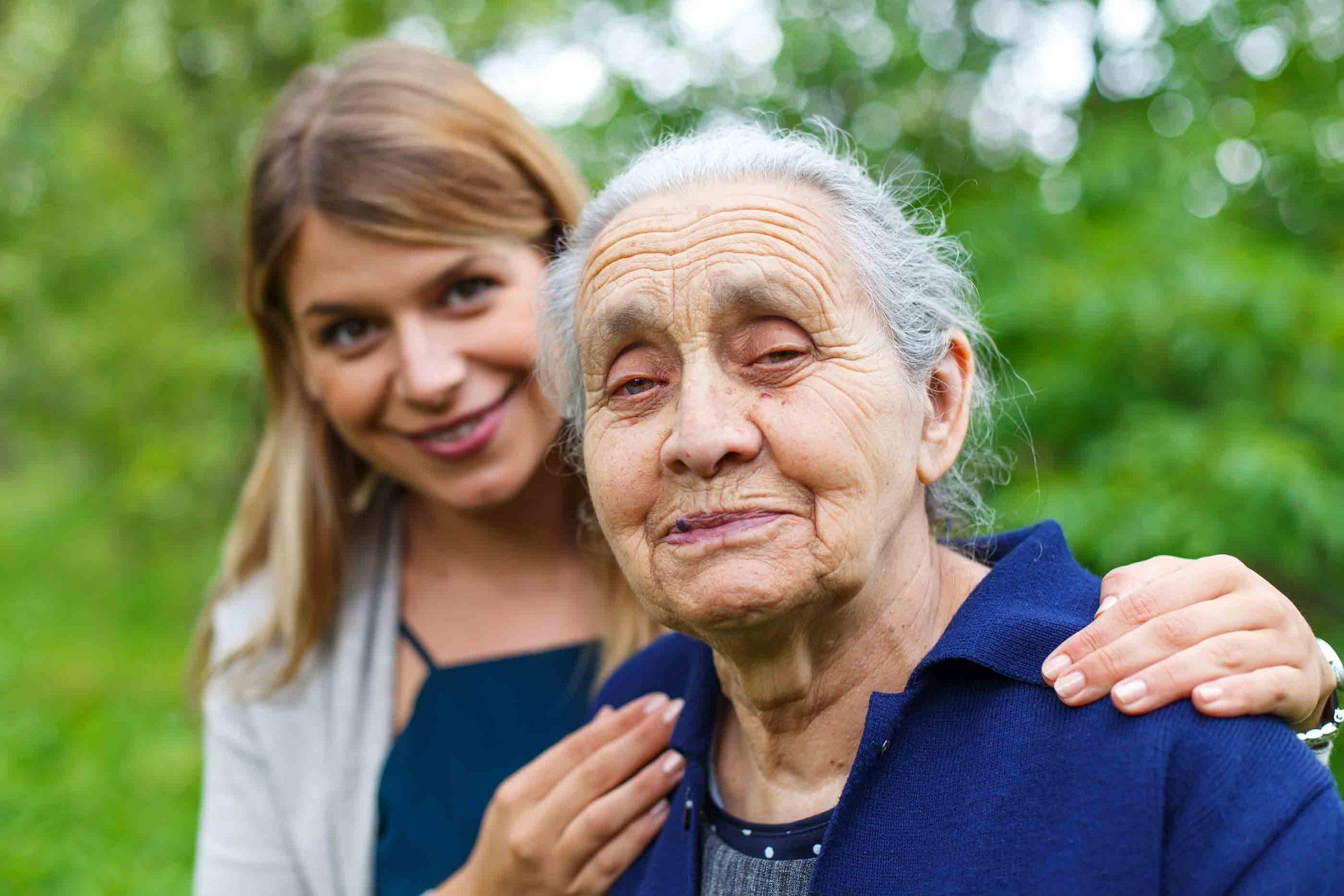 مراقبت از سالمندان | مرکز پارسیان مهرپرور