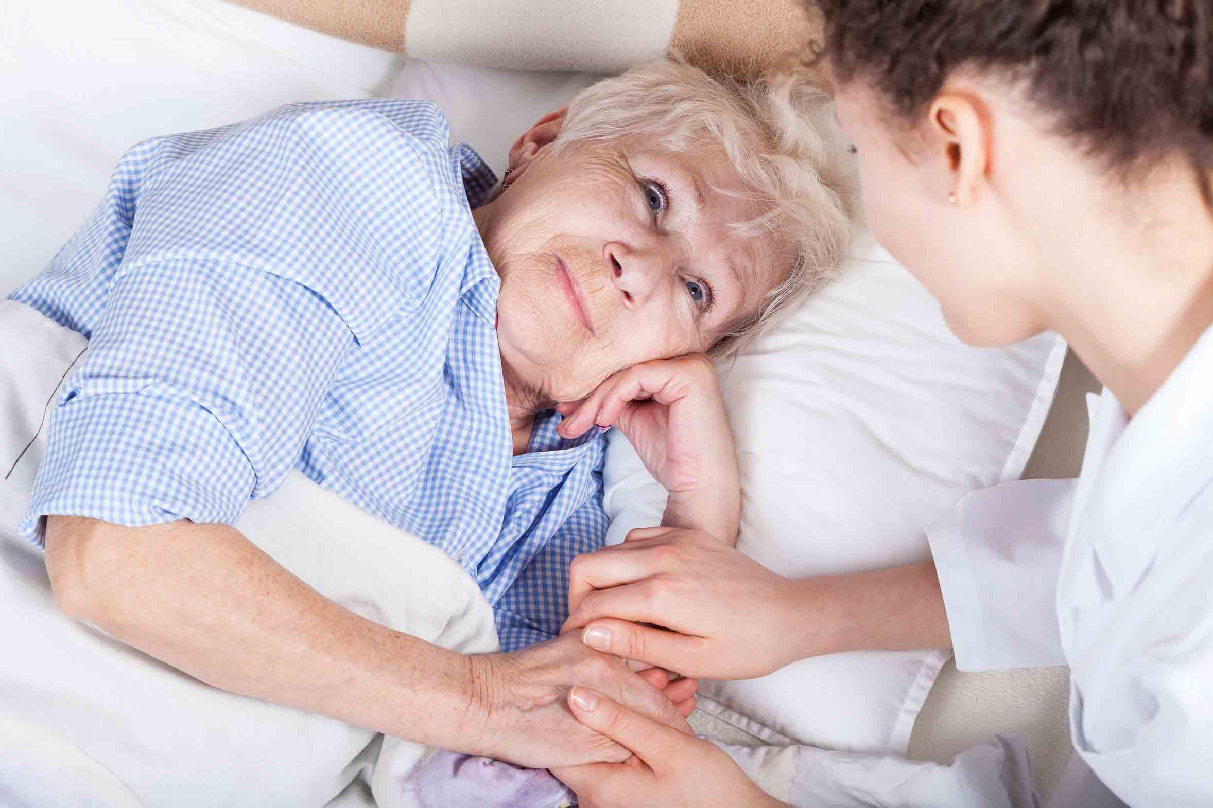 مراقب سالمند | مرکز پارسیان مهرپرور