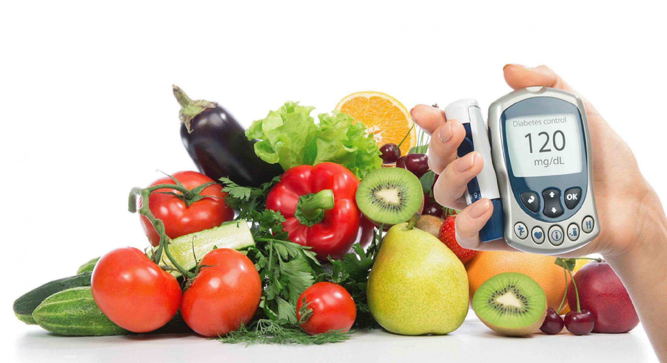 رژیم غذایی در دیابت   مرکز خدمات بالینی در منزل پارسیان مهرپرور