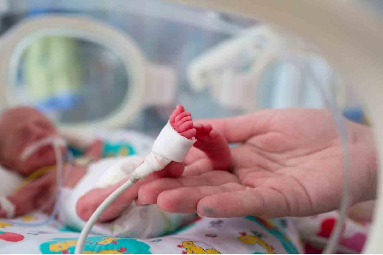 پرستاری از نوزاد نارس | مرکز خدمات پرستاری پارسیان مهرپرور