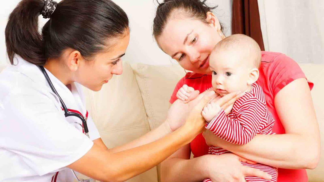 پرستار نوزاد در منزل | مرکز خدمات پرستاری پارسیان مهرپرور