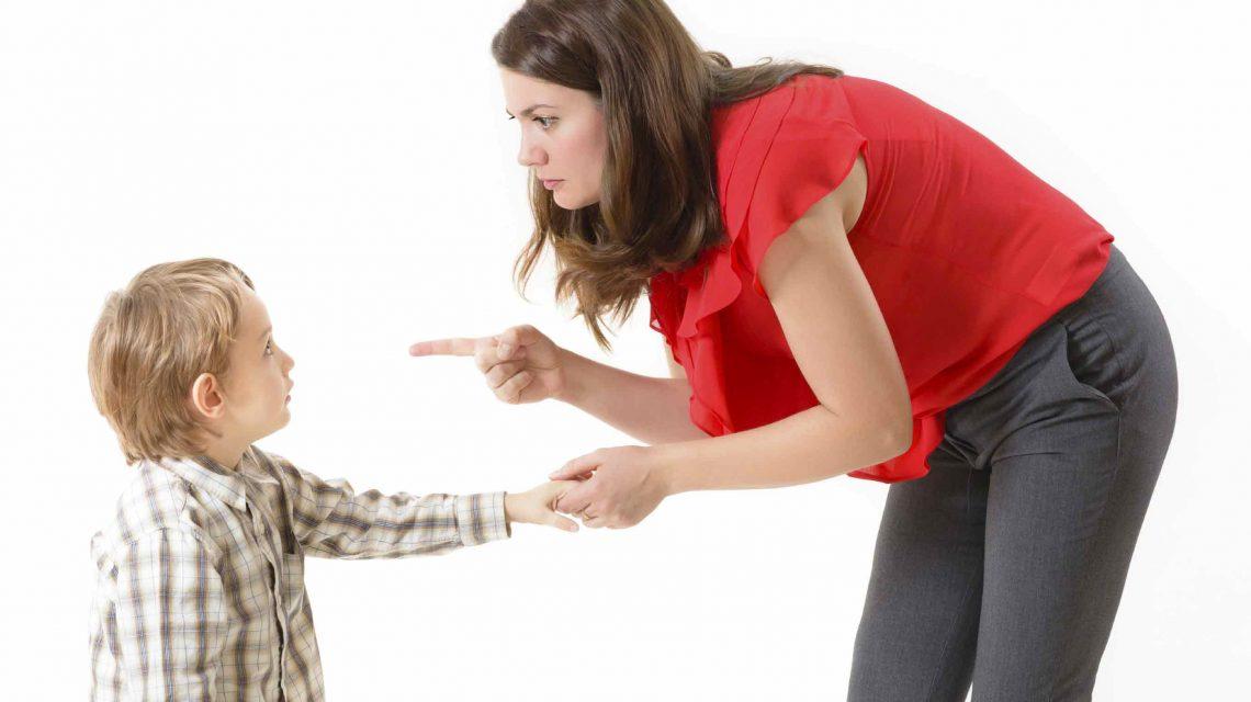 بهترین روش تنبیه کودکان   مرکز خدمات پرستاری پارسیان مهرپرور