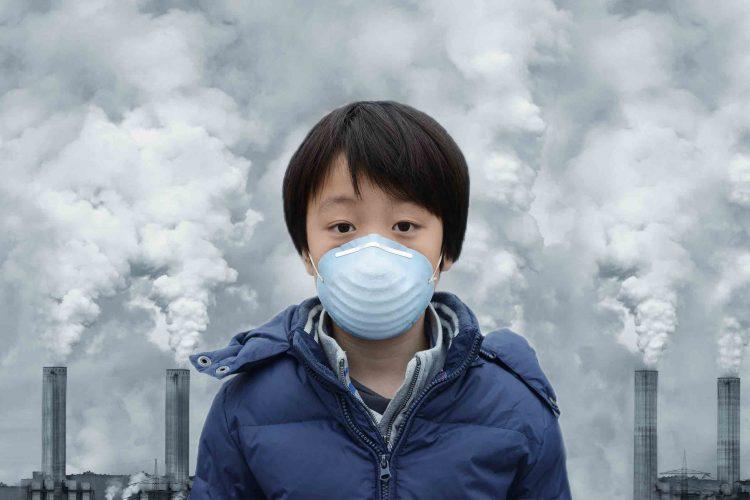 تاثیر آلودگی هوا بر کودکان | مرکز پارسیان مهرپرور