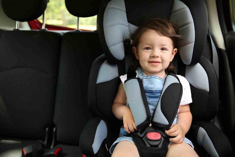 قوانین صندلی کودک در ماشین|مرکز پارسیان مهرپرور