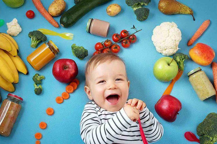 تغذیه نوزاد | مرکز خدمات پرستاری پارسیان مهرپرور