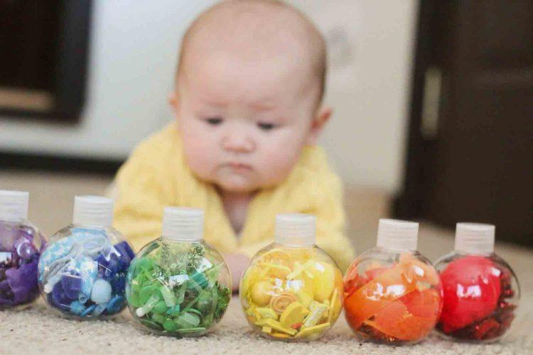 رنگ مناسب کودک|مرکز پارسیان مهرپرور