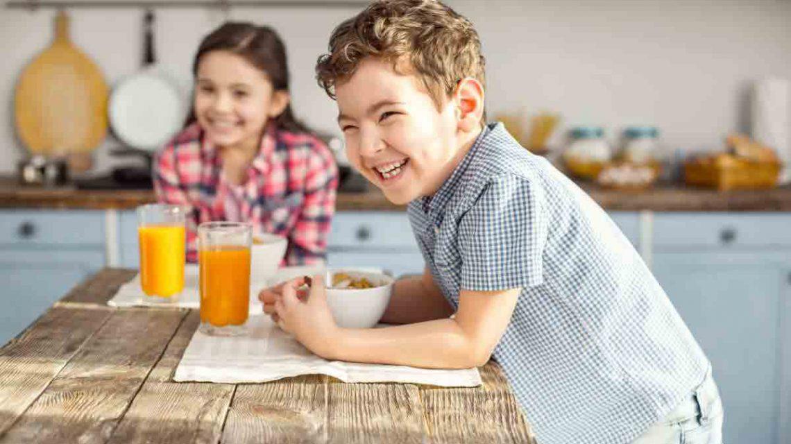 تغذیه کودک لاغر|مرکز پارسیان مهرپرور