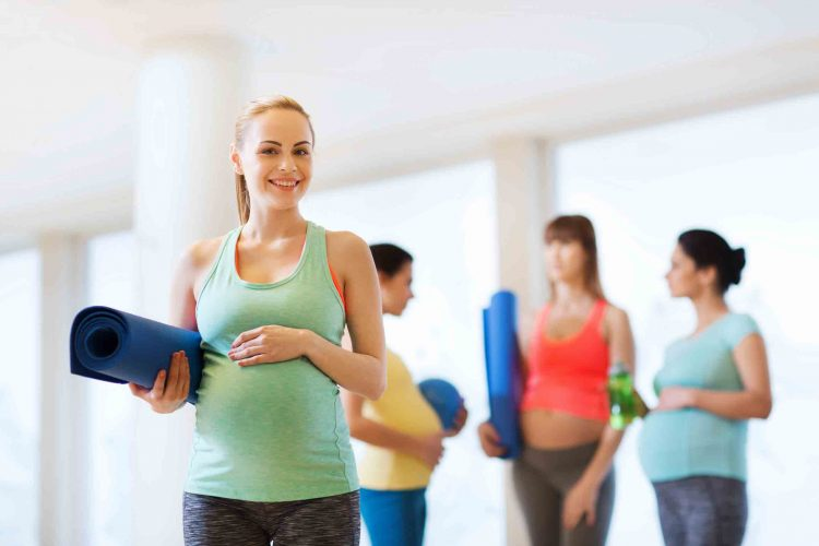 ورزش های دوران بارداری|مرکز پارسیان مهرپرور