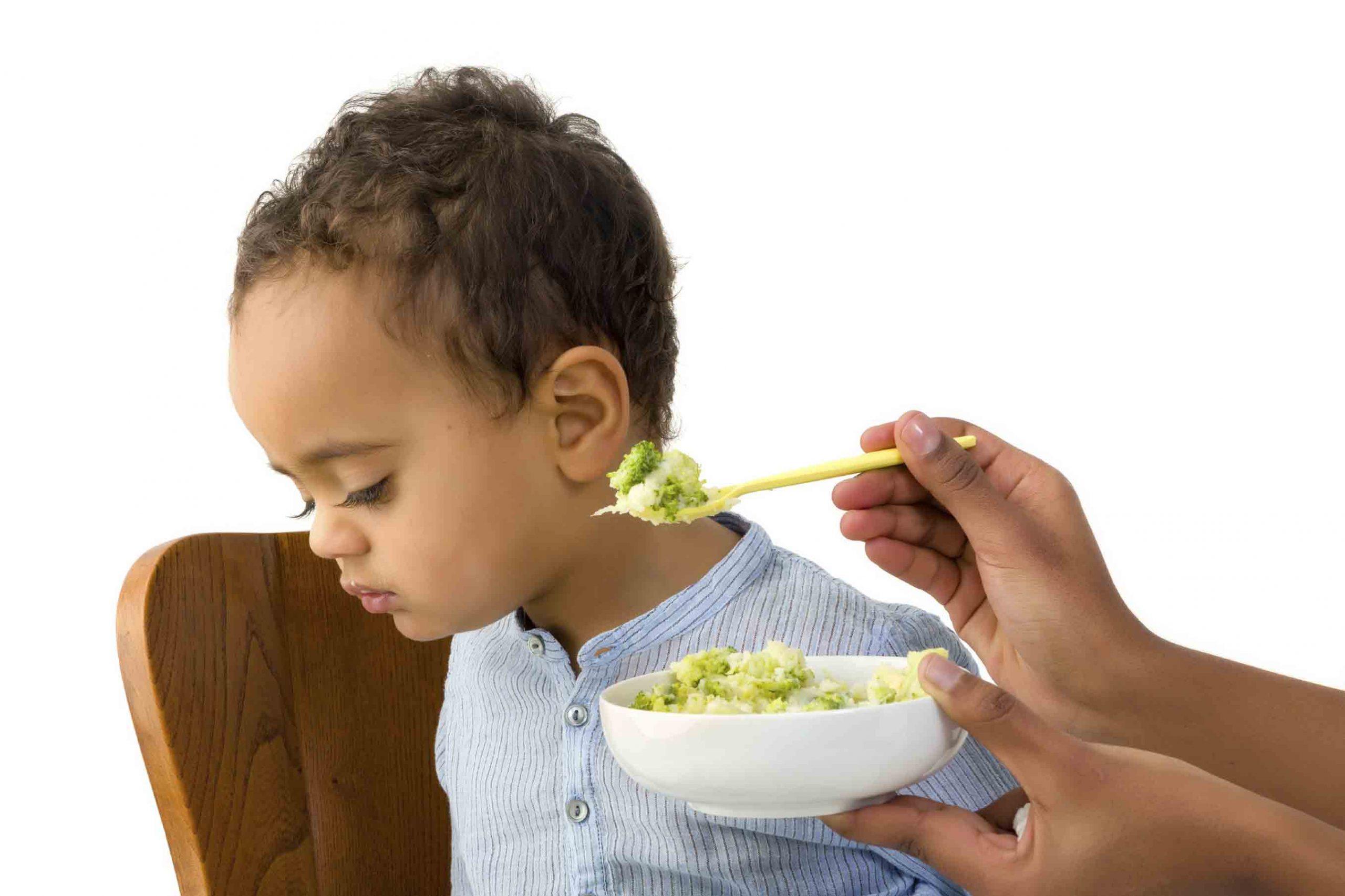 تغذیه کودکان لاغر | مرکز پارسیان مهرپرور