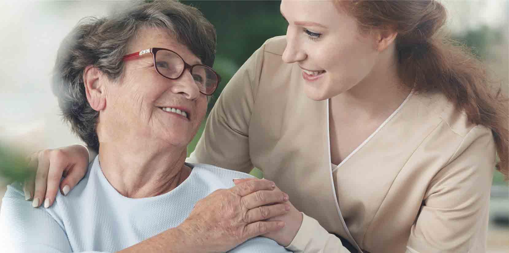 پرستار سالمند در منزل | مرکز پارسیان مهرپرور