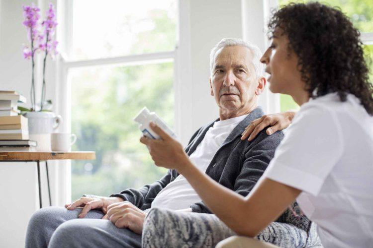 مصف آتی بیوتیک در سالمندان  خدمات پرستاری پارسیان مهرپرور